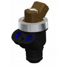 Injector 28 Donker bruin